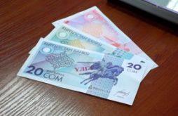 защита от подделки банкнот и монет в КР