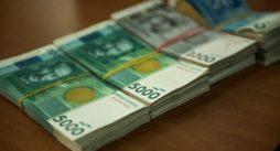 сомовые кредиты обогнали долларовые кредиты